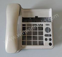 電話セットアセンブリプラスチック射出金型および成形