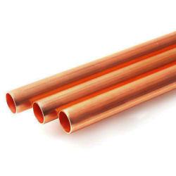 구리 파이프/튜브/파이프 76mm, 구리-DHP로 제작, 구리 구리 파이프 리프리거라이팅 시스템 전용