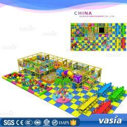 Colorido tema mar interior de la serie de PVC blando Diapositiva Parque Infantil