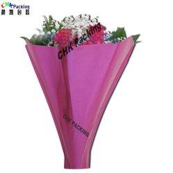 Plastikdrucken-Raum-frische Schnitt-Blumen-verpackenhülsen mit Mic-Perforierung