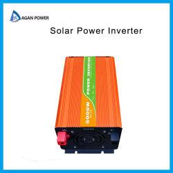 Portátiles industriales de alta potencia fuera de la red 5kw de Energía Solar Inverter