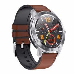 Dt98 Smartwatch 12 Watchfaces tactile plein montres avec moniteur de fréquence cardiaque dormir Trackers Podomètre étape Compteur de calories