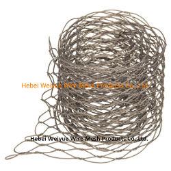 La corde en acier inoxydable Mesh pour boîtier de Zoo/ volière maille filet d'oiseaux/// maille filet de sécurité décoratifs