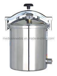 이동식 압력 스팀 소독기 전기 또는 LPG 가열(새로운 유형) 24hm/Sterilizer/Autocalve