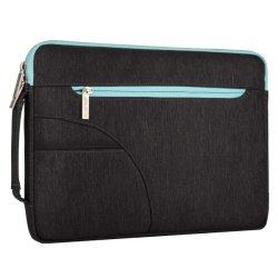 Polyester-Gewebe-Hülsen-Kasten-Deckel-Laptop-Schulter-Aktenkoffer-Beutel