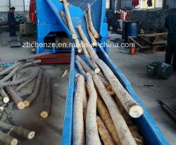 Вращающийся зубов дерева ветви дерева машины Debarker журнала Log Debarking машины