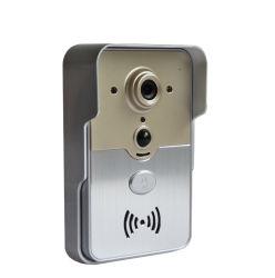 Accueil Intercom WiFi Sonnette de Porte vidéo sans fil du système de téléphone