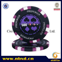 14G 3-Tone Lehm-PROschürhaken-Aufkleber-Chip (SY-E14-1)