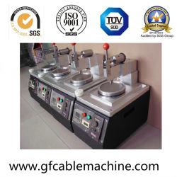 パッチ・コード装置4のコーナー圧力光ファイバコネクターの磨く機械
