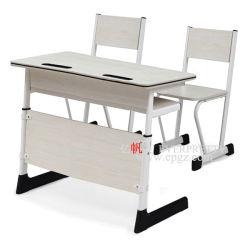 販売のための高品質の学校の教室の倍の表そして椅子