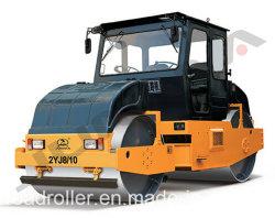 8-10 Rad-statische Straßen-Tandemrolle der Tonnen-zwei (2YJ8/10)