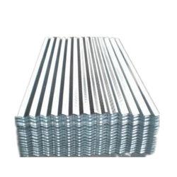 JIS G3302 SGCC Metal corrugado el acero galvanizado de hoja de techado