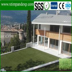 عادية - كثافة مغزول ليّنة اصطناعيّة يرتّب عشب