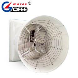 Grande flusso d'aria 55 '' 30100 ventilatori agricoli della vetroresina di Cfm