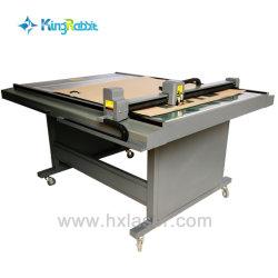 Cortador de mesa de alta velocidade para os produtos têxteis e de vestuário, e indústrias de tecidos