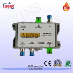 반환 경로가 있는 FTTH Mini Optical Node/Receiver