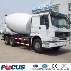 de Vrachtwagen van de Concrete Mixer Hino van 8/9cbm/de Mixer van de Mixer Truck/Truck van de Doorgang