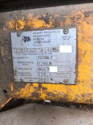 Jcb 220 Coveiro / Escavadoras hidráulicas para venda