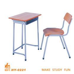 Étude moderne Table et chaise pour High School