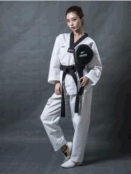 De Uniformen van Wtf en van Itf Customerised Taekwondo