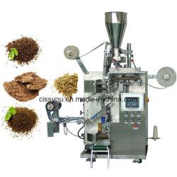 Bolsita de té de hojas automático pequeño precio máquina de envasado de Ensacado