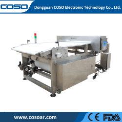 De aangepaste Detector van het Metaal van het Voedsel van de Bakkerij met het Systeem van de Verwerping