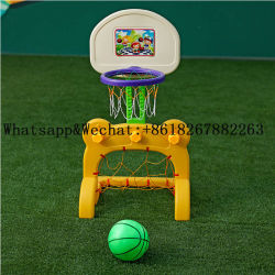Soporte de Baloncesto de Hot Toys, Kid baloncesto stand/Stand de fútbol de los niños