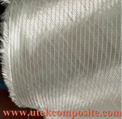+45 e -45 gradi del tessuto biassiale della vetroresina per il fante di marina