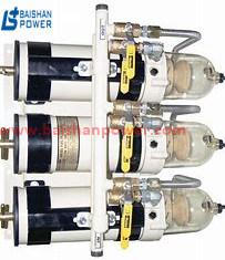 ディーゼル発電機の燃料フィルター水分離器、900のGF RacorのタービンシリーズKta38、Kta50、QskのQszのディーゼル機関は燃料フィルター500、1000fgを分ける