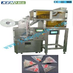 Automatische Imbiss-Teebeutel-Verpackungsmaschine des Dreieck-Keno-Tb300