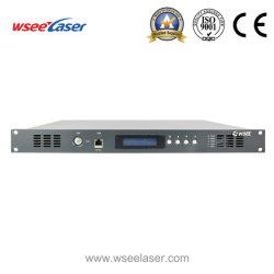 CATV 10dBm 1550nm 35km émetteur fibre optique