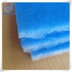 Rollo White-Blue Pads Pre Filtro de aire de admisión para el filtro de cabina de pintura