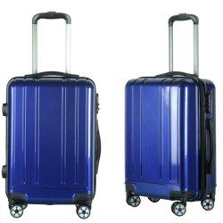 La Chine usine OEM ABS de gros+PC coque rigide Hardshell chariot à bagages de voyage