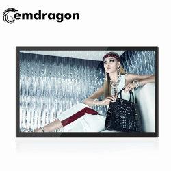 Diseño moderno Hgm43ba (N) 04 Ad Player Tv de pantalla plana de la publicidad y la estación de carga del teléfono móvil 43 Pulgadas de pantalla