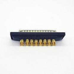 カスタマイズされた工場は高密度防水IP167標準に使用できるD-SUBのケーブルコネクタをした
