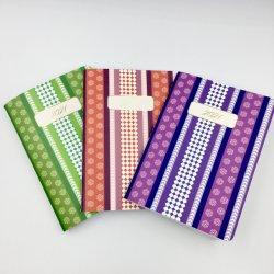 小型縫うノート24シートの小型酪農場の文房具の事務用品