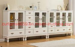 Armadietto semplice della cucina, armadietto di verdure, armadietto del tè, Sideboard della famiglia, pranzante Sideboard, salone di legno solido, mobilia dell'armadietto del vino