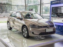 Carro Eléctrico E VW Golf 2020 Volkswagen sedan eléctrico China Fabricação de VW Golf Comfortline automóvel eléctrico Veículos Eléctricos