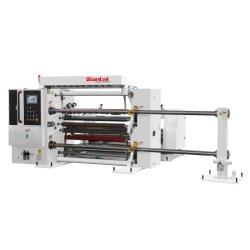 De refendage à haute vitesse et de rembobinage de la machine à papier, film, film laminé, Film d'emballage souple