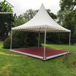3×3 متر خيمة باغودا مناسبات حفلة ماركيز الصغيرة
