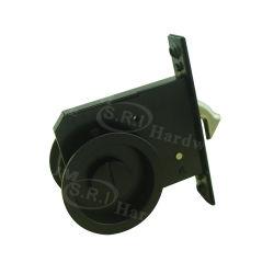 Le style italien simple crochet de verrouillage de porte intérieure de porte coulissante