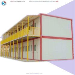 Новая конструкция контейнера на крыше дома плитки