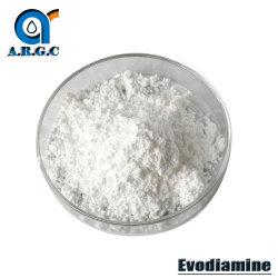 De grondstoffen Evodiamine 98%, CAS Nr van schoonheidsmiddelen.: 518-17-2 de vertraging die en verhindert UVStraling veroudert