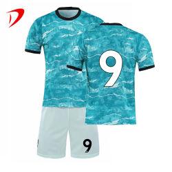 Maglia da calcio personalizzata maglia da calcio con logo ricamo personalizzato sport sublimato Abbigliamento Abbigliamento Abbigliamento Abbigliamento intimo maglia squadra Youth Soccer