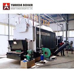 Caldaia a vapore infornata carbone automatico cinese dell'alimentatore di griglia Chain di Dzl da vendere
