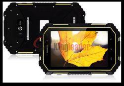 7 pouces Tri-Proof IP67 robuste de l'industrie 4G tablettes Android Smart PC avec processeur quatre coeurs Mtk6535, NFC, Double carte SIM, Big Batterie, 2Go+16Go de stockage (M16)