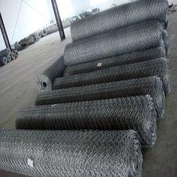 Reticolato esagonale galvanizzato della rete metallica del PVC Gabion