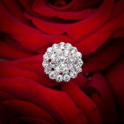 Rhinestone Wedding Bridal Bouquet Jewelry