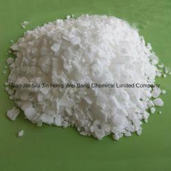 カルシウム塩化物74-77%の産業等級の雪取り外しの塩