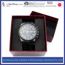 Verpakkende Doos van de Gift van de krokodil de Duurzame Huidige Stijve voor Horloge